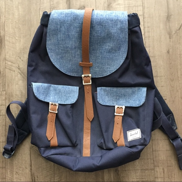8871d60667 NWOT Herschel Supply Co. Navy Dawson Backpack